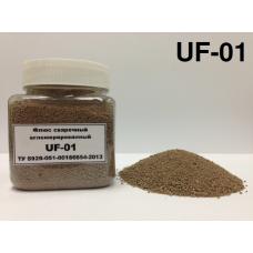 Флюс сварочный UF-01 керамический ЧТПЗ
